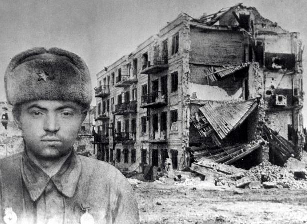 Какое стратегическое поза было у дома Павлова в Сталинграде