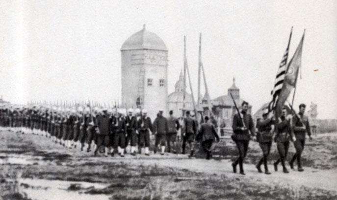Отчего страны Запада в 1919 году отказались от интервенции России