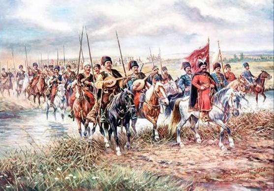 Как донские казаки воевали с Россией