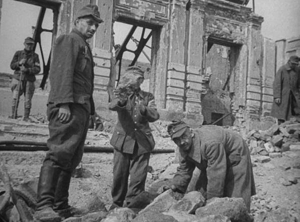 Как трудились депортированные из Германии немцы на восстановлениии СССР