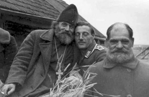 Как староверы воевали с партизанами на оккупированной немцами территории