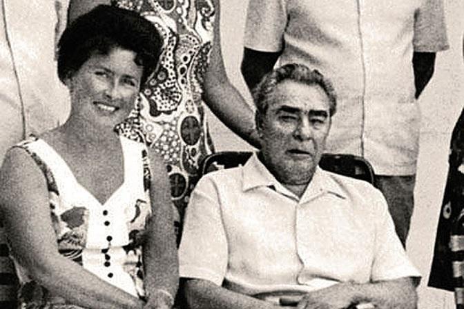 Что значила в жития Брежнева медсестра Нина Коровякова