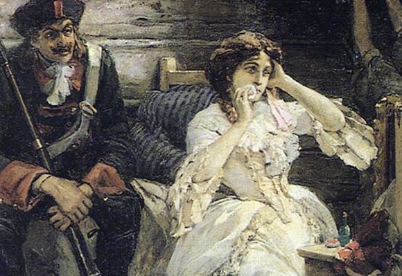 Что Петр I сделал со своей возлюбленной Марией Гамильтон