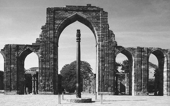 Кутубская колонна в Индии: основные тайны