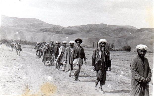 Око за око, зуб за зуб: что мастерили воины-афганцы с пленными душманами