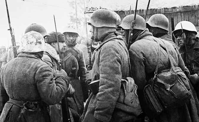 Как украинцы воевали с Алой Армией на Зимней войне в 1940 году