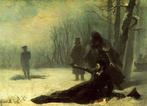 Из-за чего на самом деле Дантес стрелялся с Пушкиным
