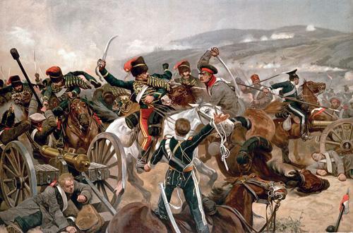 Как запорожские казаки воевали на сторонке Турции в Крымской войне