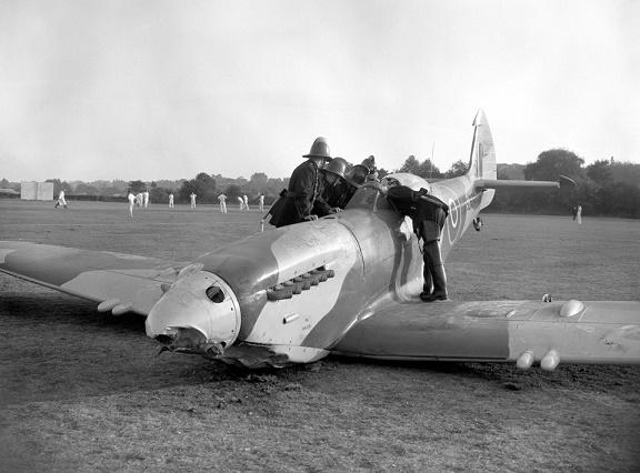 Самые крупные воздушные сражения XX столетия