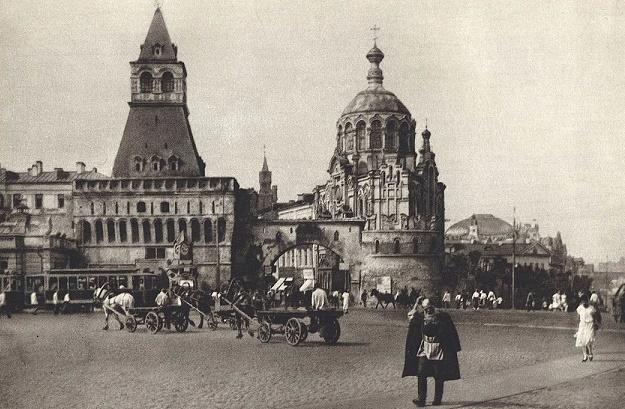 Отчего Китай-город считается французским кварталом Москвы