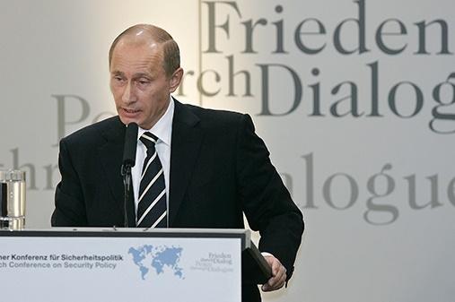 Как выговор Путина в Мюнхене в 2007 году изменила мировую политику