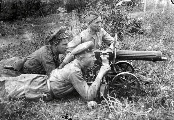 Как воевали советские пограничники в первые дни Великой Отечественной