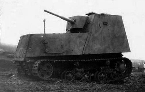 «Военные» трактора на Великой Отечественной: что это было