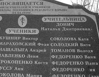 Зачем советский преподаватель НВП взорвал 20 школьников в 1950 году