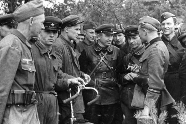 Как СССР и Германия сотрудничали перед бранью