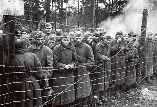 Какая удел ждала солдат Красной Армии в немецком плену