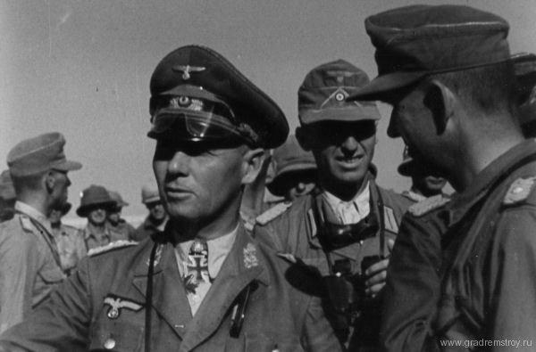 Эрвин Ромель: как закончил дни «непобедимый фольксмашал» Третьего рейха
