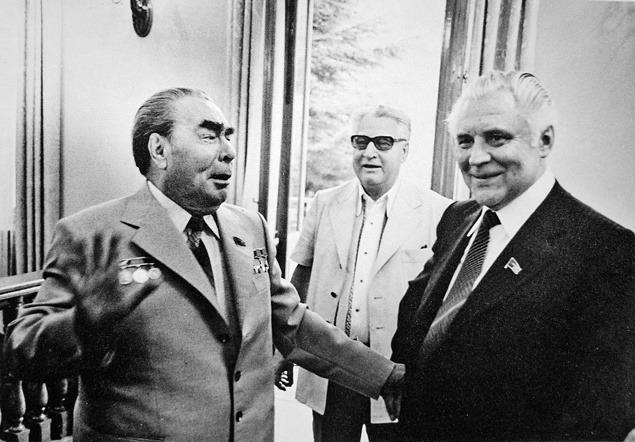 Владимир Щербицкий: кто помешал протеже Брежнева сделаться Генсеком СССР
