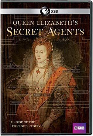 Скрытые агенты Елизаветы I / Elizabeth I's Secret Agents (2017)