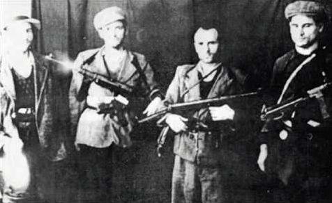 «Черноволосая армия»: как терроризировали население молдавские бандеровцы