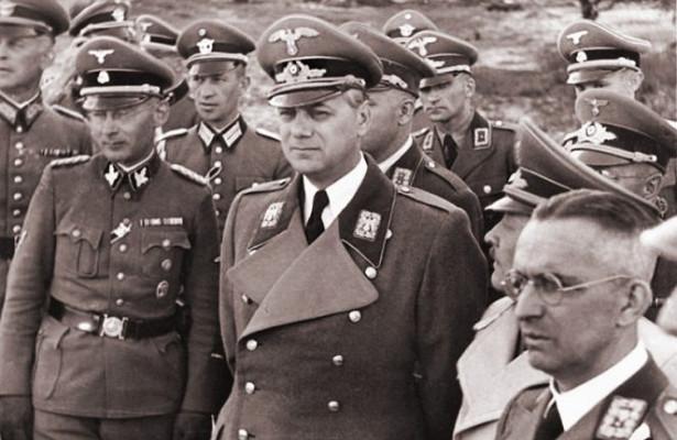 Что нацистский идеолог Розенберг предлагал Гитлеру сделать с Украиной