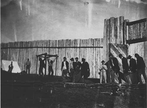 Советские концлагеря в годы штатской войны: что это было