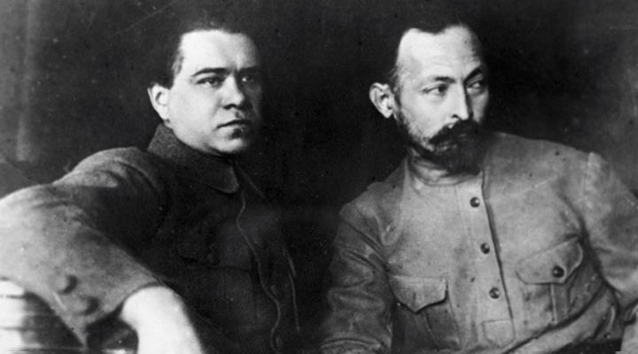 Как чекист Петерс зачищал Петроград