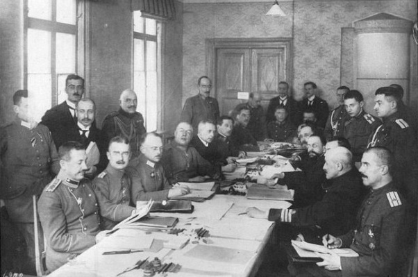 Что случилось с генералом Скалоном во пора переговоров о заключении мира
