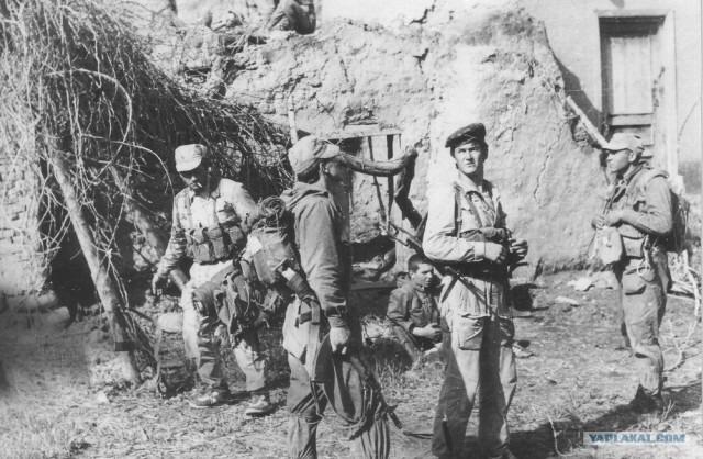 Как моджахеды воевали под землёй против советских армий в Афганистане