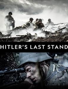Заключительные шаги Гитлера