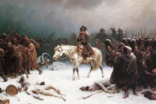 Как казаки Платова едва-едва не захватили в плен Наполеона