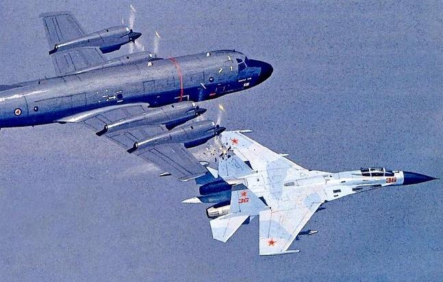 Как советский пилот решил проучить пилотов НАТО