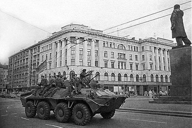 Как рижские ОМОНовцы бились за сохранение СССР