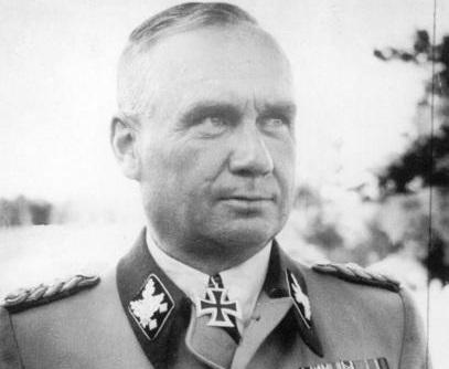 Фридрих Еккельн: основной палач на оккупированных территории СССР