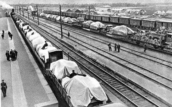 Волжская рокада: железная путь, которая помогла победить Гитлера