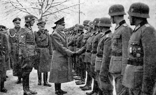 Как хорваты воевали против Алой Армии в битве за Сталинград