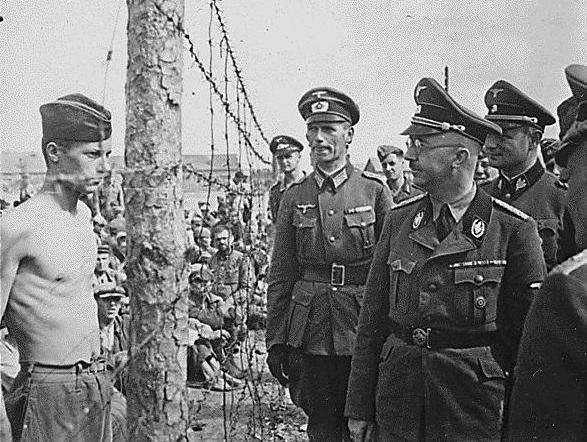 Как советские военнопленные выживали в немецких концлагерях