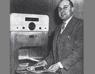 Как в СССР придумали микроволновую печь еще в 1941 году