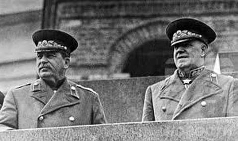 Был ли заговор Жукова против Сталина