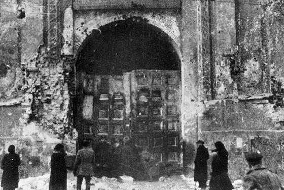 Как большевики выбивали юнкеров из Кремля в октябре 1917 года
