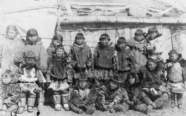 Что сделалось с потомками чукотских американцев