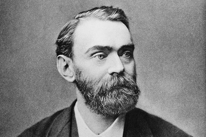 «Торговец взрывчатой кончиной»: почему так называли Альфреда Нобеля