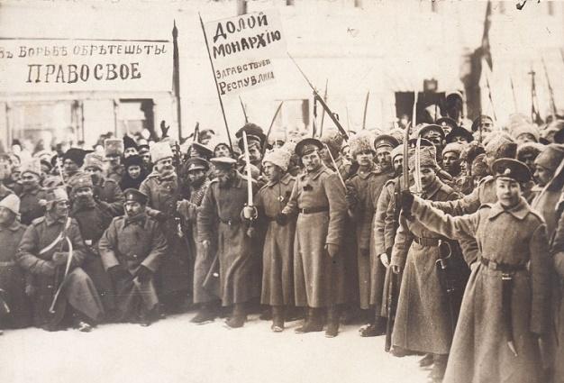 Кем бывальщины вожди Февральской революции в России