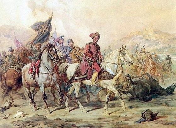 Как донские казаки воевали с Москвой в Неясное время