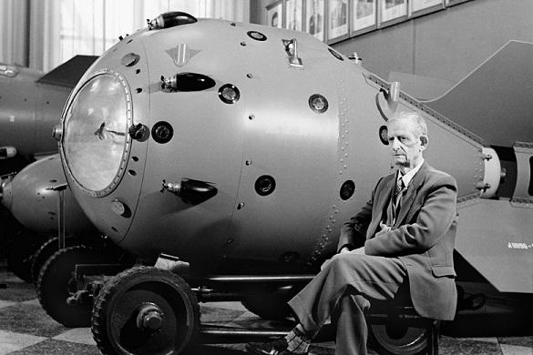 Как британский учёный сорвал план США по нанесению ядерного удара по СССР