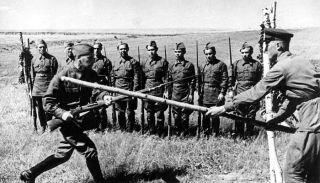 Отчего немцы избегали рукопашных боев во время Великой Отечественной