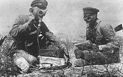 Химическое оружие в Штатскую войну: кто использовал его первым