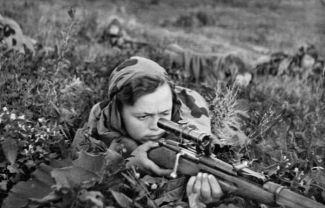 Неписаные правила стрелков: кого снайпера не трогали в Великую Отечественную