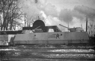 «Илья Муромец» против «Адольфа Гитлера»: чем закончилась битва двух бронепоездов