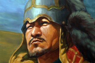 Какое натуральные имя было у Чингисхана